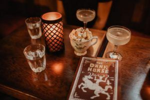 Bath's best cocktail bars: The Dark Horse