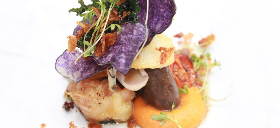 Menu Gordon Jones is a great place to enjoy fine dining in Bath in a relaxed environment.