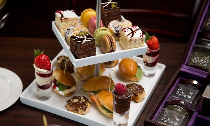 Pass a happy few hours over afternoon tea during your winter visit to Bath.