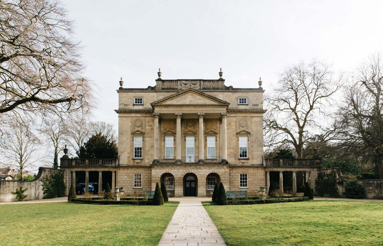 Jane Austen's Bath: The Holburne Museum