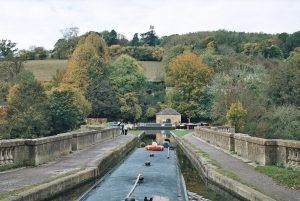 Bath in summer: Walk or float along the Kennet and Avon Canal