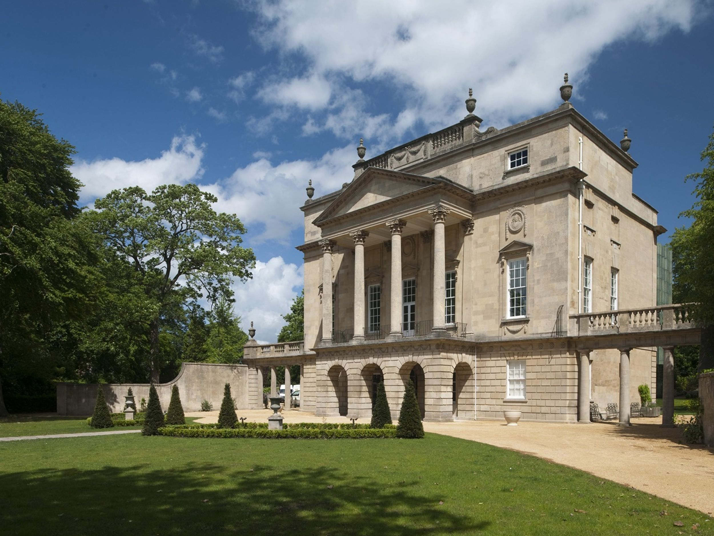 Bath's best museums - the Holburne Museum is the city's primary art gallery