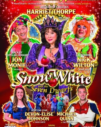 Christmas in Bath would not be complete without a visit to the pantomime.