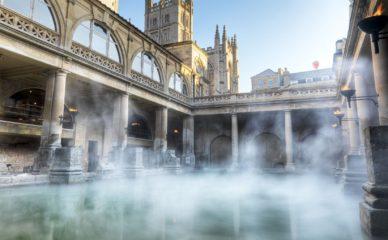 The Baths in Bath