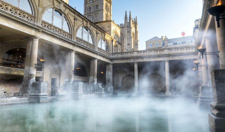 The Baths in Bath