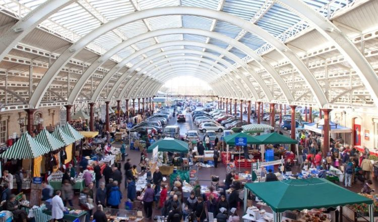 Bath markets: a visitors' guide