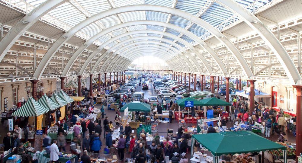Bath markets: a visitors' guide