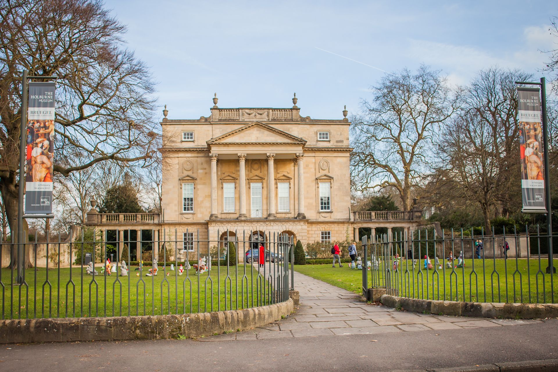 Bath city break: The Holburne Museum in Bath