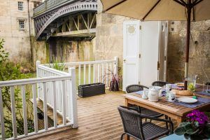Bath holiday homes: Toll Keeper's House