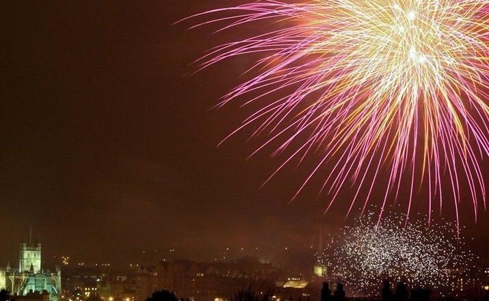 Bath fireworks: where to enjoy Bonfire Night