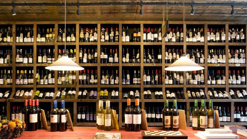 Best bars in Bath: The Beckford Bottle Shop's tasting rooms