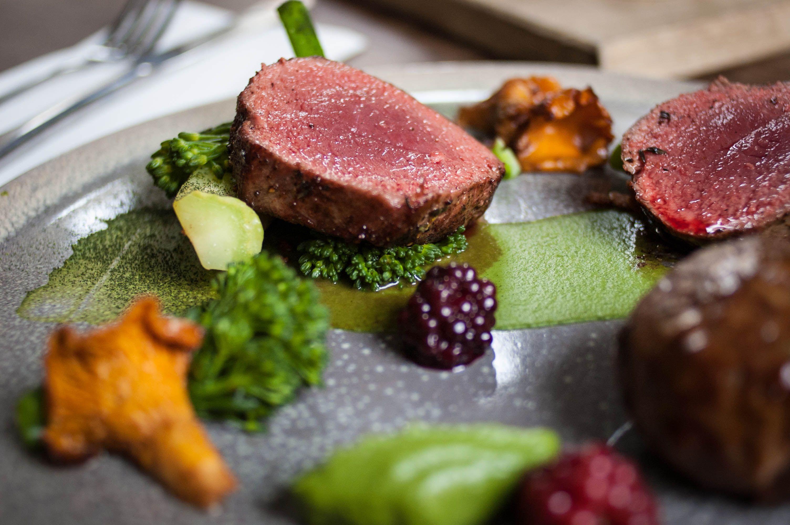Sample Bath's great restaurants during a winter break in Bath