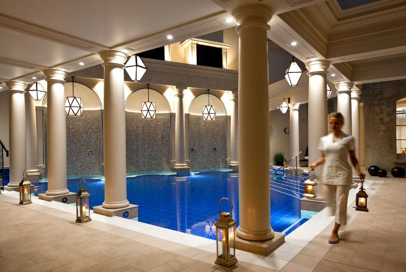 Spa it up during your winter break in Bath