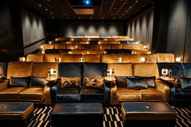 Experience the luxe new Tivoli Cinema on a winter break in Bath