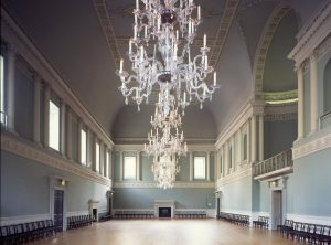 Bath party venues: The Assembly Rooms