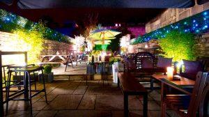 Best al fresco bars in Bath: Sub 13