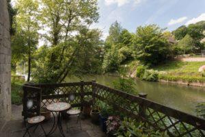 Bath holiday homes: The Bridge House