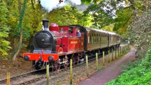 Summer holidays in Bath: Avon Valley Railway