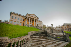 Prior Park was built as the home of Bath entrepreneur Ralph Allen