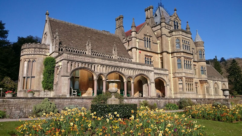 Tyntesfield, Wraxall